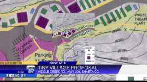Non-profit proposes tiny village for homeless in Shasta County [Video]