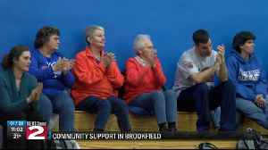 Community supports Brookfield basketball [Video]