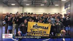 1-23-20 SCORES: Westmoreland, Brookfield win basketball games; CVA wrestling wins section title [Video]
