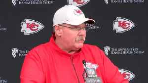Playing, winning for Andy Reid [Video]