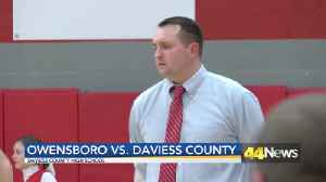 HS GBB: Daviess County Gets By Owensboro [Video]