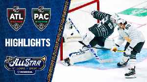 Pettersson, Hertl help Team Pacific to 5-4 All-Star Game victory [Video]
