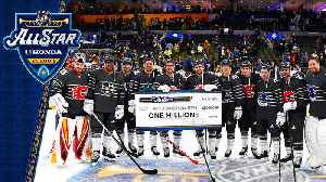 League's best players electrify at 2020 NHL All-Star Game [Video]