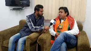 Will win by 25 thousands votes, against Kejriwal: BJP's Sunil Yadav [Video]