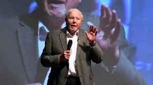 David Attenborough warns politicians on climate change [Video]