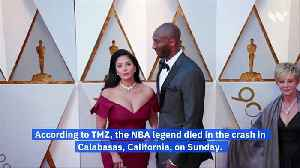 Kobe Bryant Reportedly Killed in Helicopter Crash [Video]