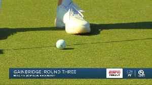 Gainbridge LPGA: Round 3 [Video]