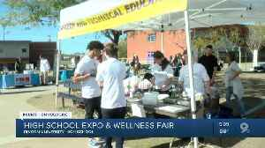 TUSD offering wellness fair for students and families [Video]