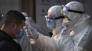 Third U.S. Coronavirus Case Confirmed In California [Video]