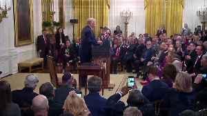 Schiff accuses Trump of Twitter threat [Video]