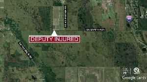 Martin County deputy critically injured while assisting crash victim [Video]