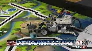 Building robots, tackling real-world issues [Video]