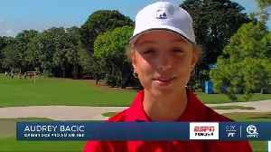 Young local golfers win Gainbridge Pro-Am [Video]