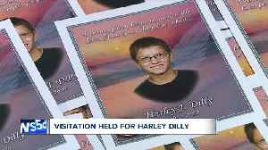 Visitation held Saturday for 14-year-old Harley Dilly [Video]