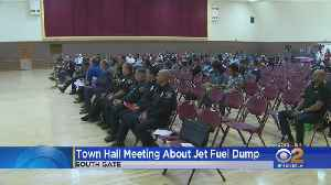 Health Concerns Raised At Southgate Delta Fuel Dump Town Hall [Video]