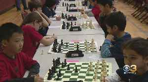 University Of Sciences Holds Checkmate Violence Chess Marathon [Video]