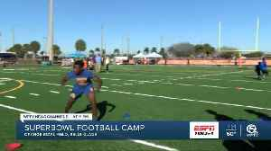 Superbowl Football Camp [Video]