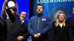 Italy's right-wing League party seeks electoral comeback