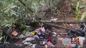East Bay Homeowners Slapped With Bill To Clean Up Homeless Encampment [Video]
