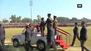 Republic Day 2020 Lieutenant Governor GC Murmu hoists national flag in Jammu [Video]