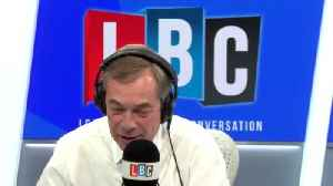 Finnish caller tells Nigel Farage why he is so jealous of Brexit [Video]
