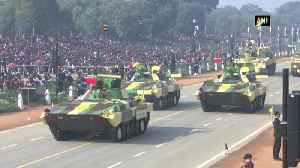 Country showcases its military strength at Republic Day Parade 2020 [Video]