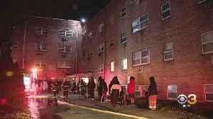 Fire Damages Fern Rock Apartment [Video]