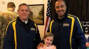CA Officers Drive 1,500 Miles To Deliver Toys To Military Families Robbed On Christmas [Video]