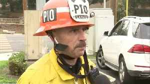 News video: CA firefighter describes eyewitness reports of Kobe Bryant helicopter crash