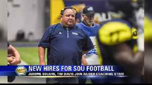 SOU Football adds new Defensive Coordinator and Offensive Line Coach [Video]