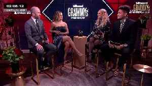 Discussing Record of the Year Nominees on Billboard's Grammy Pre-Show [Video]