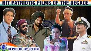 News video: Rang De Basanti, Lagaan, Rustom, Airlift | TOP 10 Patriotic Must Watch Movies On Republic Day