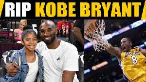 41-year-old legendary basketball star  Kobe Bryant dies in helicopter crash, fans heartbroken [Video]