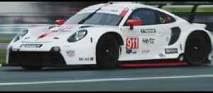 Porsche - First quali, first pole [Video]