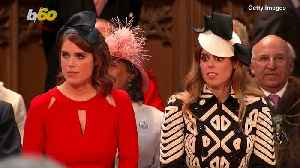 Princesses Eugenie And Beatrice Could Step in To Fill Prince Harry and Meghan's Shoes [Video]