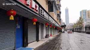 Wuhan turns into 'ghost town' due to coronavirus outbreak [Video]