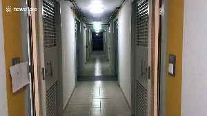 This is the eerie housing block the Hong Kong government might use to quarantine coronavirus patients