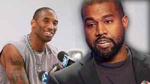 Kanye Cries During Kobe Bryant Dedication At Sunday Service [Video]