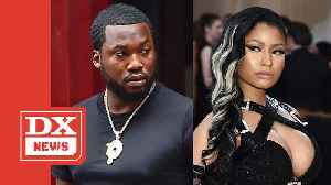 News video: Meek Mill Reportedly Gets Into Heated Confrontation With Ex Nicki Minaj & Her New Husband