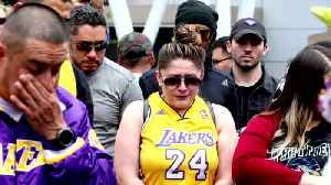 News video: Fans shocked on news of Kobe Bryant's death