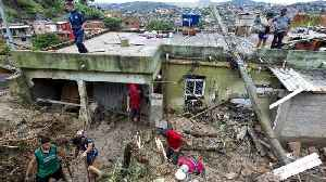 More Than 50 Dead In Brazilian Flooding And Landslides [Video]