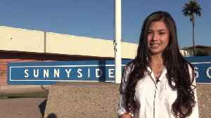 Sunnyside HS students take a look at news literacy [Video]