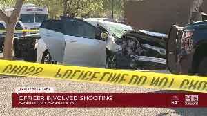 Man dead, officer hurt after incident in Chandler [Video]