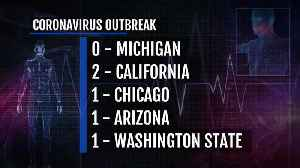 China says coronavirus can spread before symptoms show calling into question US containment strategy [Video]