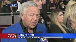 Live From The GRAMMYs: Robert Kraft Reacts To Death Of Kobe Bryant [Video]