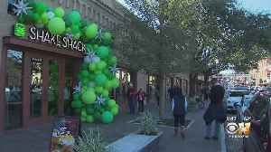 Fort Worth Stockyards Get 1st Shake Shack As Part Of Redevelopment [Video]