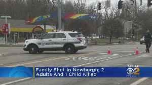 3 Family Members Shot Dead In Newburgh [Video]