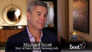 Samsung's Scott Welcomes Vevo To TV Plus [Video]
