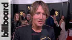 Keith Urban Calls Taylor Swift 'One of the Great Songwriters,' Talks New Music | Grammys 2020 [Video]
