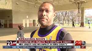 Kobe Bryant left lasting legacy in the 661 [Video]
